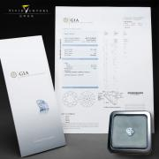 GIA1.03ct D/IF/3EX美鑽