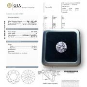 GIA 2.01ct D IF 3EX